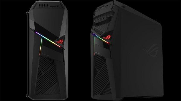 asus introduces the rog strix gl12 gaming desktop tech smashing news