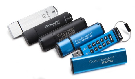 Kingston GDPR USB Drives