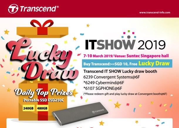 Transcend_IT show