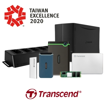 Transcend_Taiwan Excellence 2020